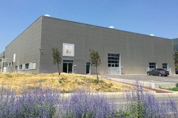Fábrica en Grasse - Bougie & Senteur